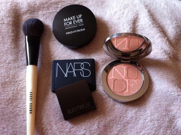 MARCH FAVORITES feat. Laura Mercier, NARS, MakeUp Forever, Dior & Bobbi Brown