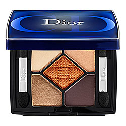 REVIEW: DIOR 5 Couleurs Couture Colour Eyeshadow Palette TransatEdition