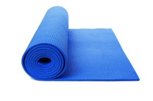 yoga-mat-navy-blue
