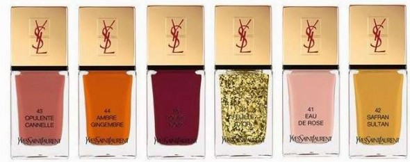 Yves-Saint-Laurent-Couture-Lacquer-Spicy-Collection-Nail-Polish-2014-590x233