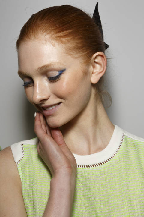 Off the Runway: Spring/ Summer 2015 Makeup Trends