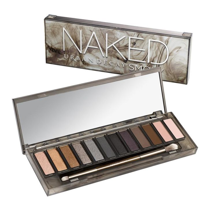 REVIEW: URBAN DECAY NAKED SMOKY PALLETE